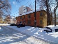 Samara, alley Tashkentskiy, house 60. Apartment house