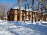 Samara, alley Tashkentskiy, house 60А. Apartment house