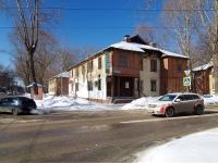 Samara, alley Tashkentskiy, house 52. Apartment house