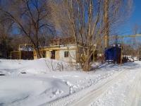 Samara, alley Tashkentskiy. service building