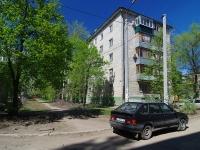 Samara, alley Tashkentskiy, house 1. Apartment house