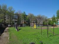 Samara, alley Tashkentskiy, house 3. Apartment house