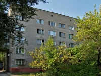 Samara, Tennisnaya st, house 27. Apartment house