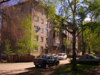 neighbour house: st. Tennisnaya, house 10. Apartment house