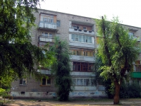 Samara, Tennisnaya st, house 10А. Apartment house