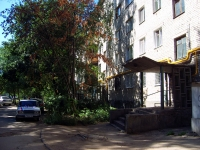 Samara, st Tennisnaya, house 15. Apartment house