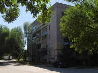 Самара, улица Теннисная, дом 17. многоквартирный дом