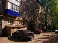 Самара, улица Теннисная, дом 19. многоквартирный дом