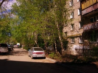 Samara, Tennisnaya st, house 23. Apartment house