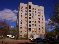 Samara, st Tennisnaya, house 25Б. Apartment house