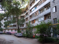 Самара, улица Теннисная, дом 31. многоквартирный дом