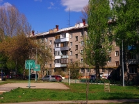 Samara, st Tennisnaya, house 21. Apartment house