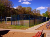 Samara, st Tennisnaya. sports ground