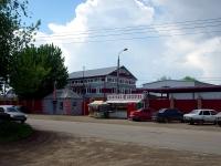 Samara, st Tovarnaya, house 2А. office building
