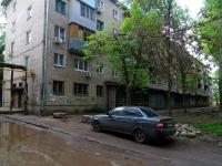 Samara, st Tovarnaya, house 5. Apartment house