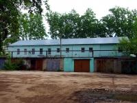 Samara, st Tovarnaya, house 7Н. office building