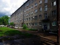 Samara, st Tovarnaya, house 7В. Apartment house