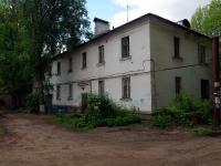 Samara, st Tovarnaya, house 11. Apartment house