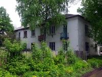 Samara, st Tovarnaya, house 13. Apartment house