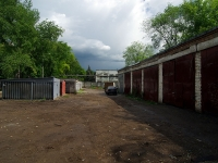 Samara, st Tovarnaya. garage (parking)