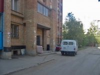 Samara, Zaporozhskaya st, house 15. Apartment house
