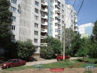 Samara, Zaporozhskaya st, house 11. Apartment house