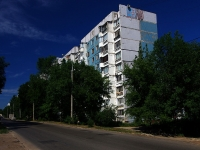 Samara, Zaporozhskaya st, house 11. Apartment house