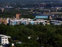 萨马拉市, Zaporozhskaya st, 房屋 11. 公寓楼