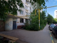 Samara, Zaporozhskaya st, house 13. Apartment house