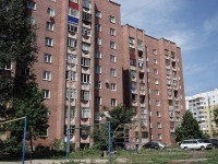 Samara, Zaporozhskaya st, house 17. Apartment house