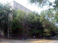 Samara, hostel Самарского машиностроительного техникума, Zaporozhskaya st, house 32