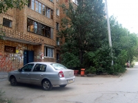 Samara, Zaporozhskaya st, house 35. Apartment house