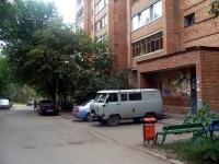 Samara, Zaporozhskaya st, house 37. Apartment house