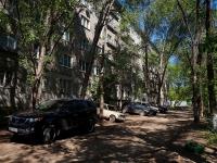 Самара, улица Запорожская, дом 43А. многоквартирный дом