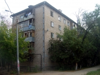 Samara, Zaporozhskaya st, house 45. Apartment house