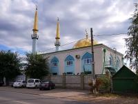 Самара, улица Чекистов, дом 49. мечеть Булгарского Возрождения