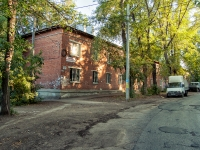 Samara, st Cheremshanskaya, house 123. Apartment house