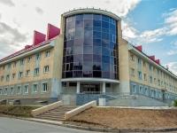 Samara, st Cheremshanskaya, house 70. boarding school