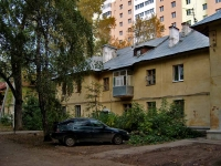 Samara, Yubileynaya st, house 54Б. Apartment house