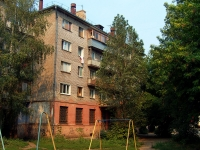 Samara, Yubileynaya st, house 4. Apartment house