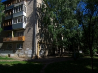 Samara, Yubileynaya st, house 7. Apartment house