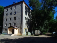 neighbour house: st. Yubileynaya, house 8. hostel
