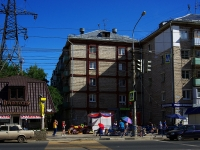 Samara, st Yubileynaya, house 14. Apartment house