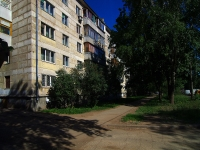 Samara, st Yubileynaya, house 25. Apartment house