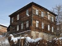 Samara, st Sadovaya, house 5. Apartment house