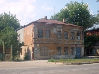 Samara, Sadovaya st, house 36. Apartment house