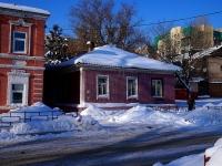 Samara, st Sadovaya, house 22. Private house