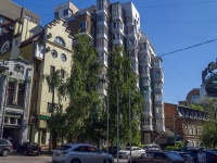 Samara, Sadovaya st, house 225. Apartment house