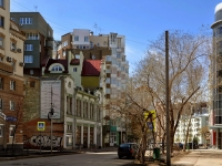 "萨马拉市, 剧院 ""Самарская площадь"", Sadovaya st, 房屋 231"