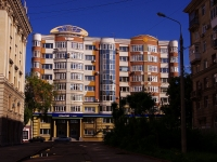 neighbour house: st. Sadovaya, house 247-249. Apartment house
